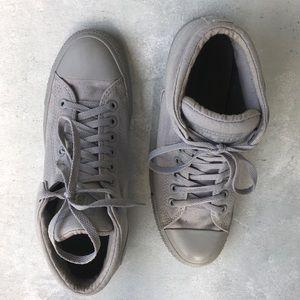 Converse All Star High Street Mono Canvas Sneaker